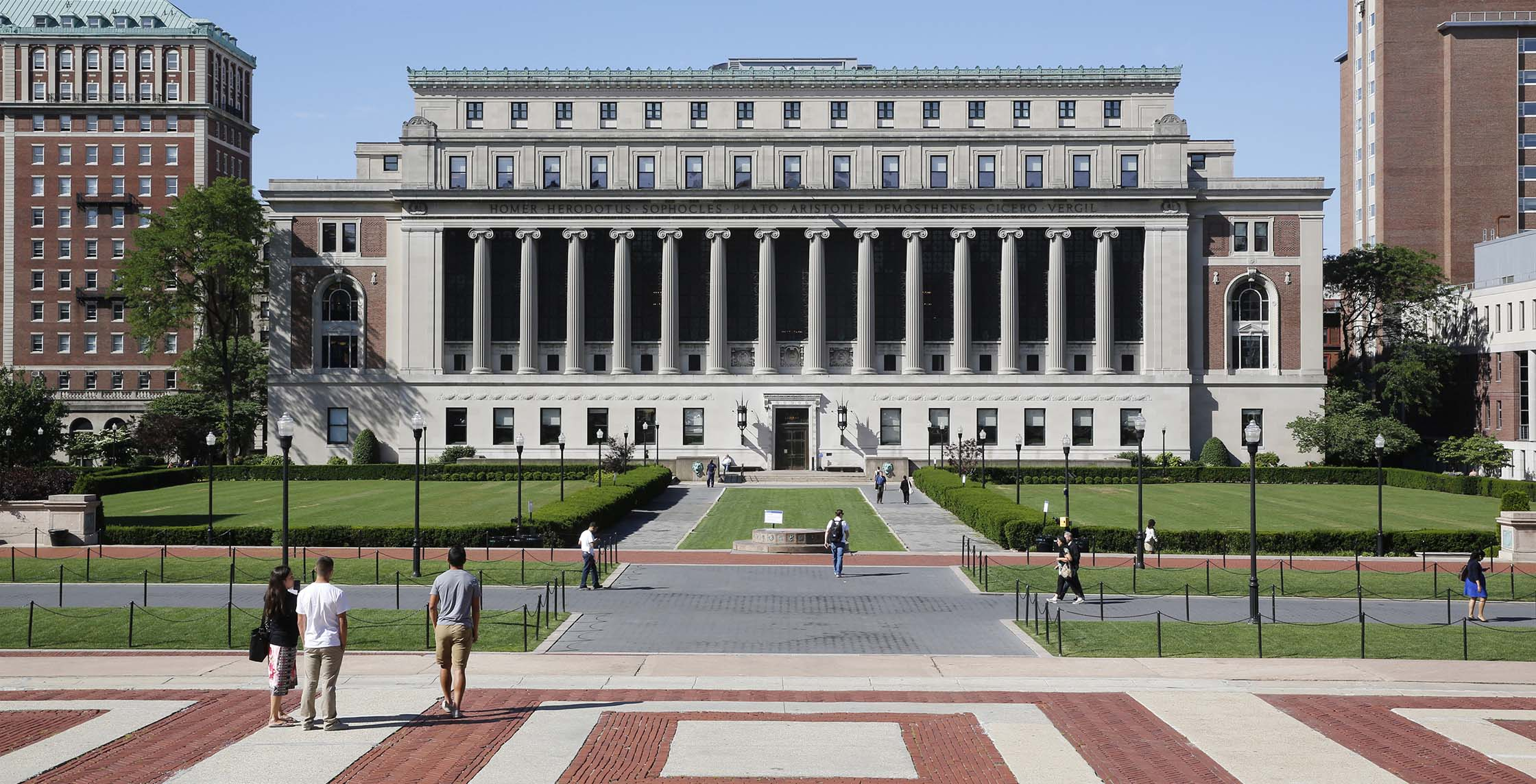 photo of Columbia University