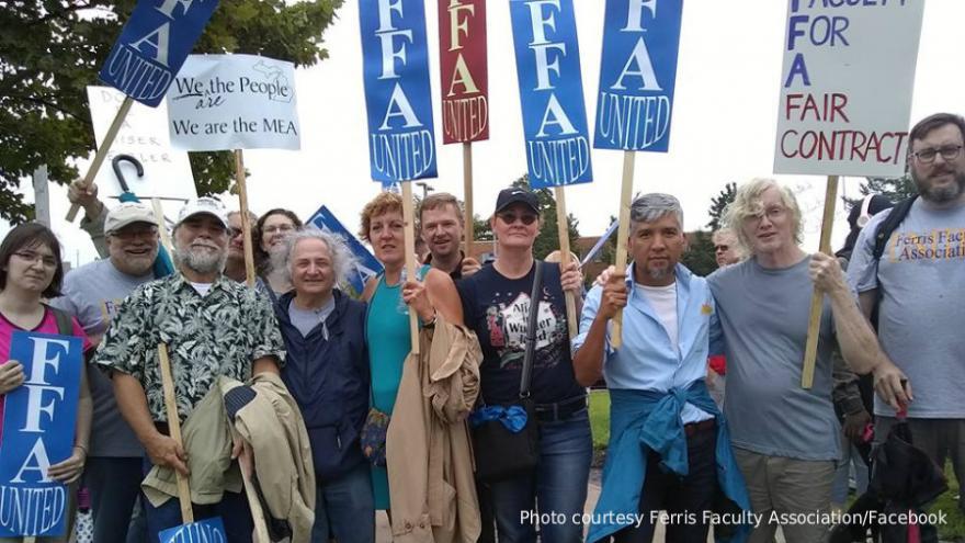 Faculty Strike