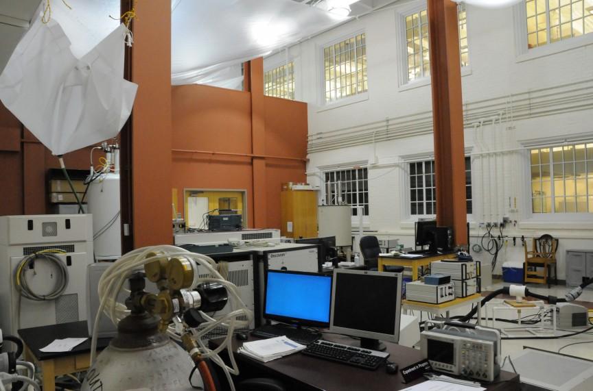 University of Delaware Brown Lab