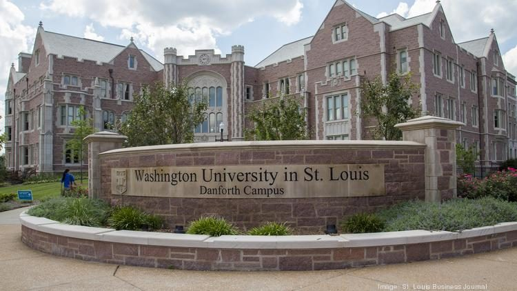 The Washington University in St. Louis campus.