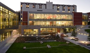The Seattle University Lemieux Library.