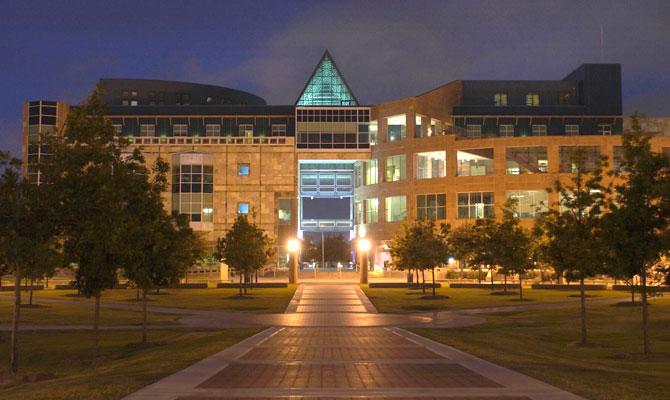 University of Texas at San Antonio.