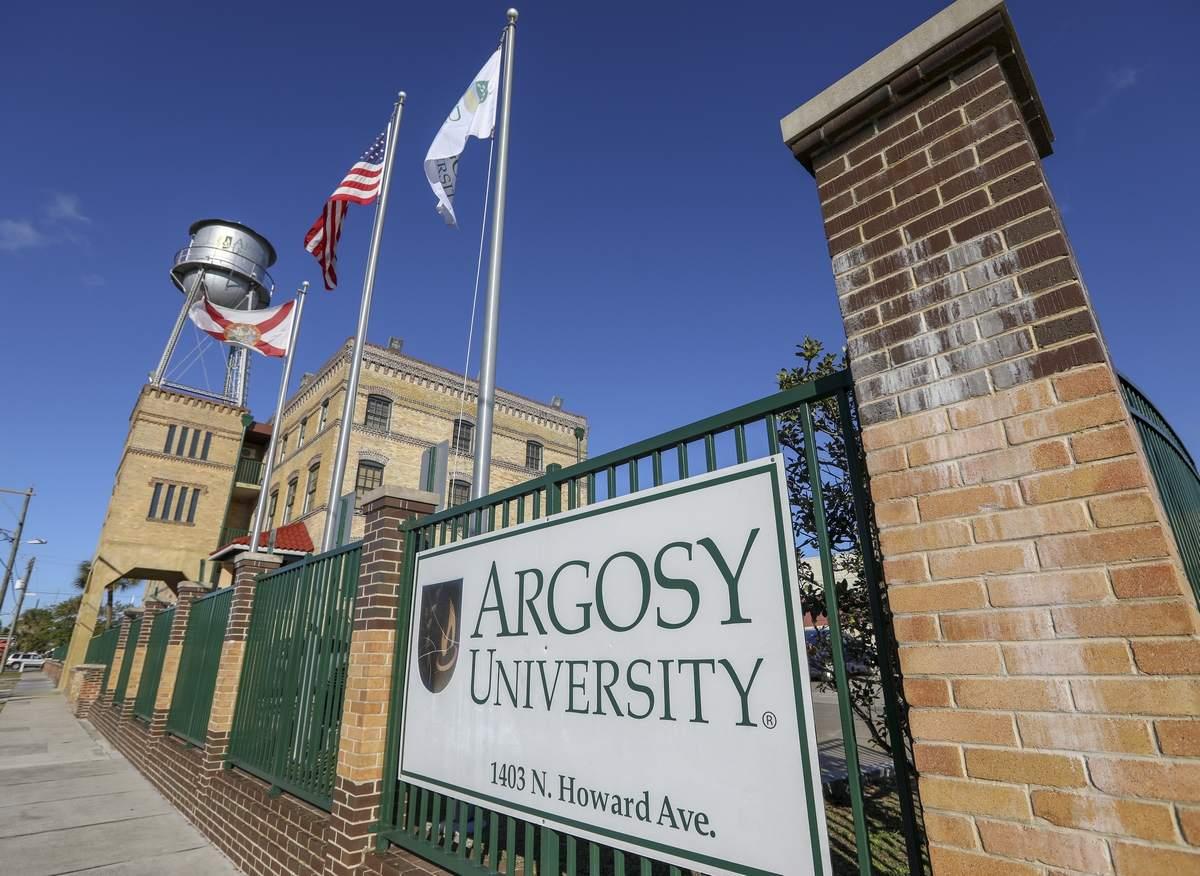 Argosy University at 1403 N Howard Ave.