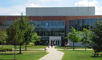 A building on the Rockland Community College campus.