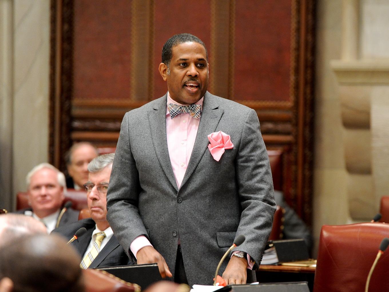 Senator Kevin Parker