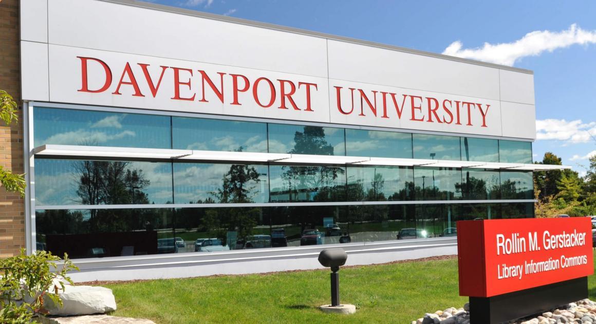 Davenport University campus