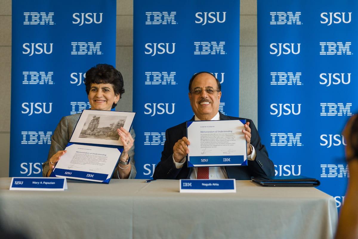 IBM San Jose University