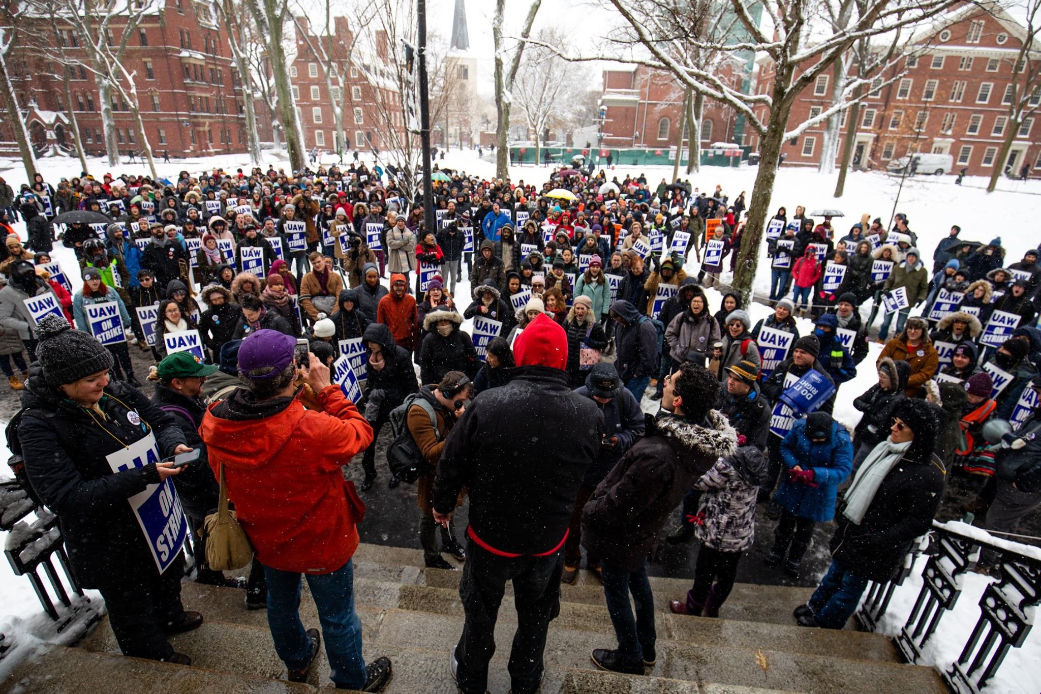 Harvard Graduate Students Union