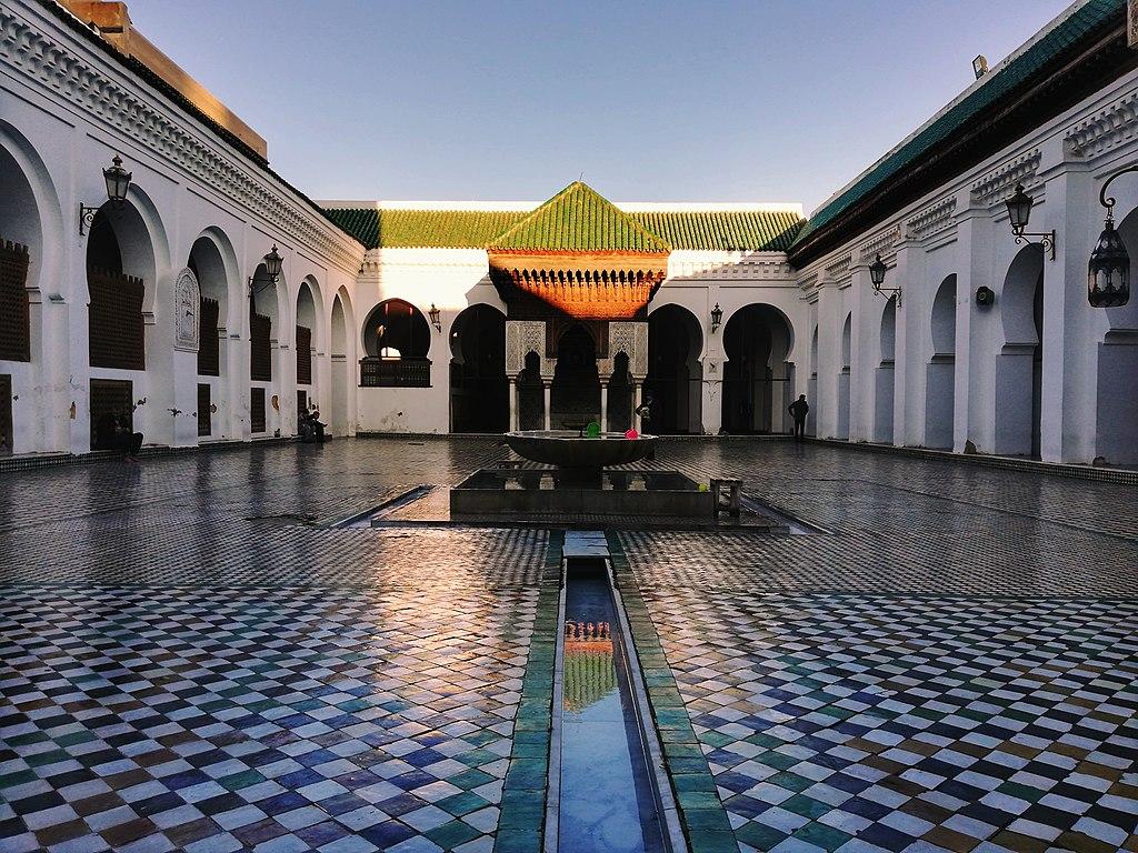 Al-Qarawiyyin, Morocco
