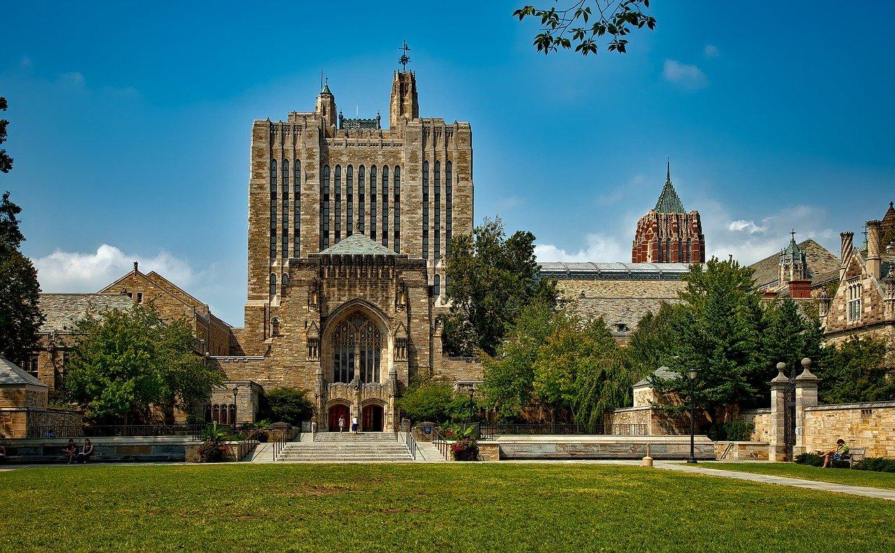 Photo of Yale University