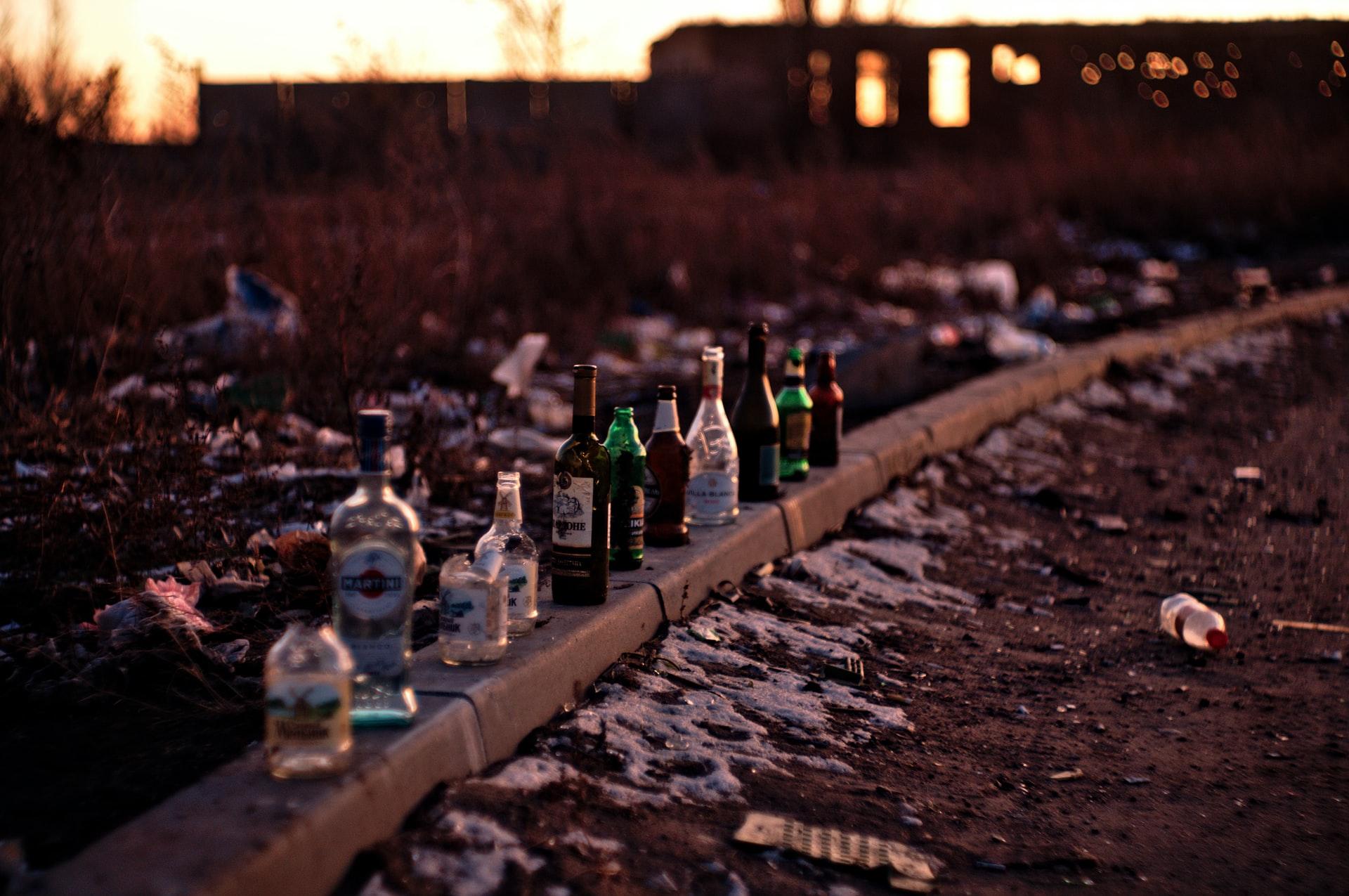 beer bottlese