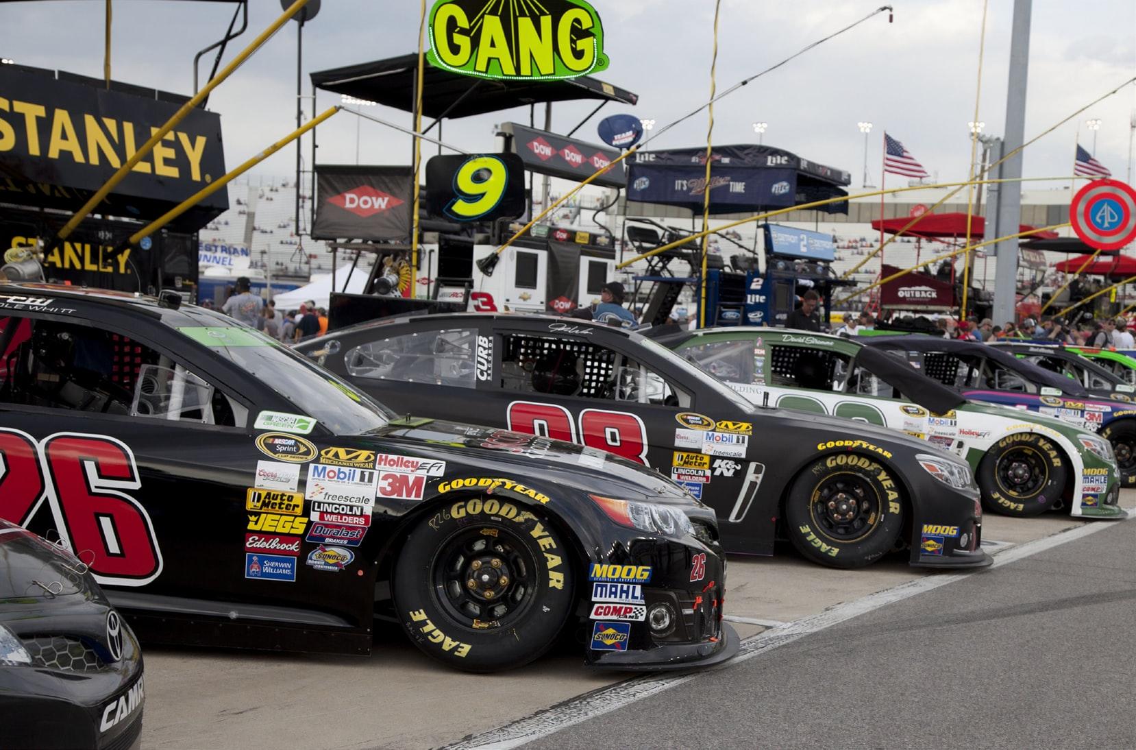 NASCAR event