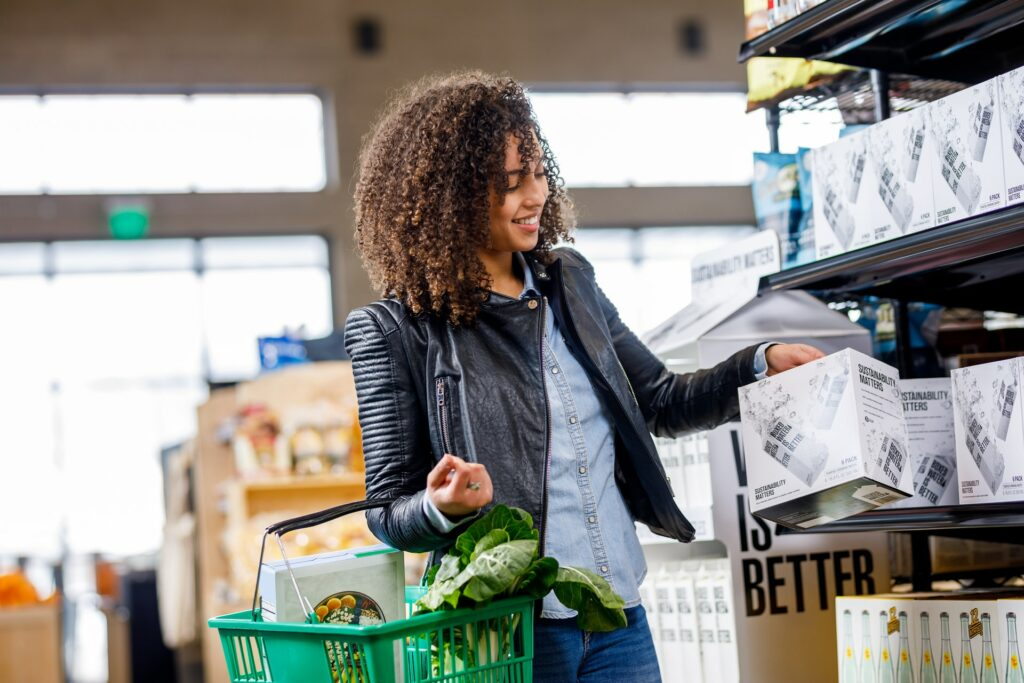 photo-of-women-grocery-shopping-for-a-side-hustle